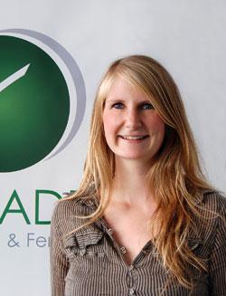 Adelina Horn - Dozentin im Fachbereich Online Marketing